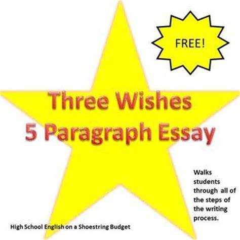 Wishes for a better world essay